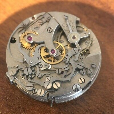Venus 170 Chronographe Movement for parts only