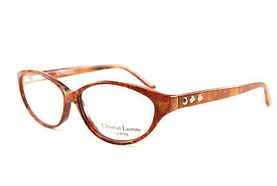 89d8efb9bcf NEW CHRISTIAN LACROIX CL1002 Glasses Frames without case and cloth ...