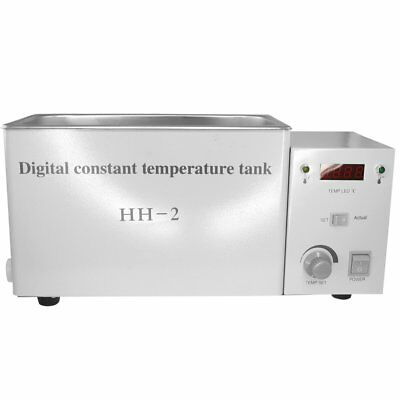 C & A Scientific - Premiere HH-2 Metal Water Bath