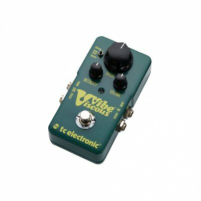 TC Electronic Viscous Vibe TonePrint Enabled Vibe Guitar Effects Pedal