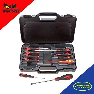 Md910N - Teng 10 Piece Screwdriver Set