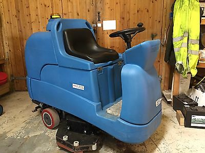 Fimap Magna 83 Ride On Scrubber Dryer