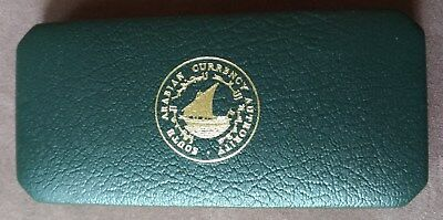 1964 South Arabia 4 coin Proof Set KM-PS1 low mintage and rare!