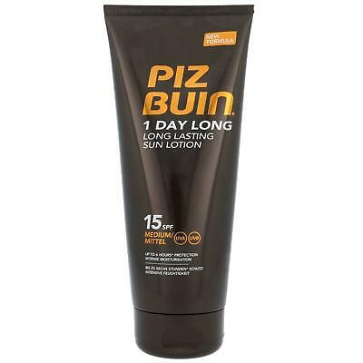 Piz Buin One Day Long Lotion SPF15 200ml 1 2 3 6 12 Packs