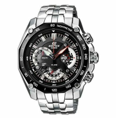 Men's Casio Edifice EF 550D 1AV-Sport Watch Chronograph Date Display