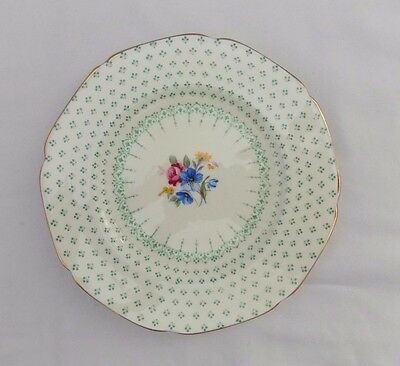 """Paragon by Appointment Fine China Small 6"""" Plate Dessert, Snack, Cookies - RARE"""