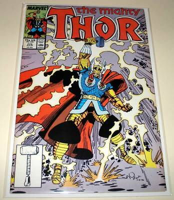 The Mighty THOR # 378  Marvel Comic  (April 1987)   FN/VFN