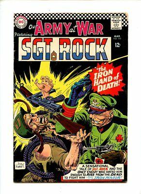 Our Army at War Sgt. Rock #165 (1966) VG+