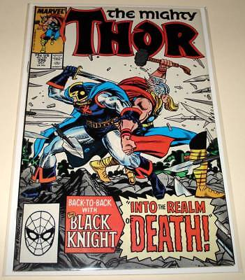 The Mighty THOR # 396  Marvel Comic  (October 1988)   FN/VFN
