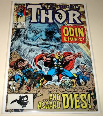 The Mighty THOR # 399  Marvel Comic  (January 1989)   FN/VFN