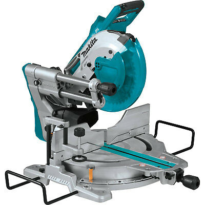 "Makita XSL06Z 18V X2 36V Cordless 10"" Sliding Compound Miter Saw (Tool Only) New"