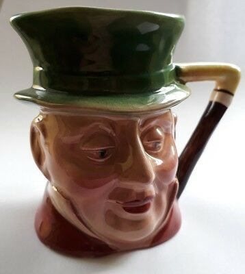 Beswick character jug, Charles Dickens series, Mr Micawber
