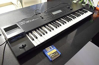 Roland W30 Sampler and sequencer   (Free delivery in Australia)