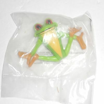 Red-Eyed Tree Frog Rainforest Cafe ? PVC Action Figure MIP