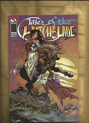 Tales of the Witchblade 2 vfn/nm 1997 Image Comics US Comics