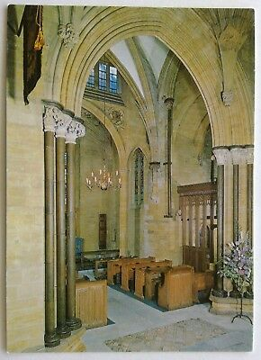 Sherborne Abbey entrance to the Lady Chapel Postcard (P256)