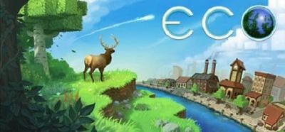 Eco - Steam- PC Global Play Not Key/Code - Günstigst