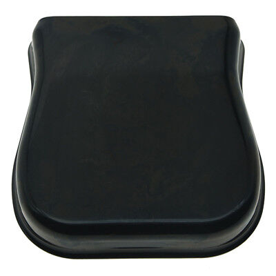 Vintage Ashtray Tele Bridge Cover Protector for Fender Vintage Telecaster Black
