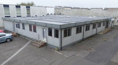 Modular Building, purpose built office, with all fixtures and fittings included.