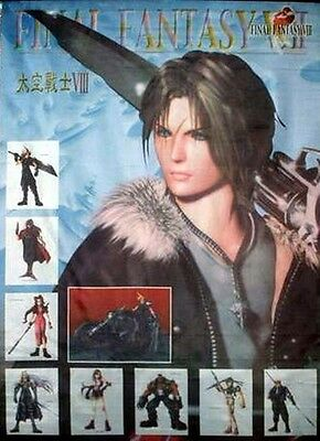 Cloth Poster - Final Fantasy VIII FF8 #2 Squall