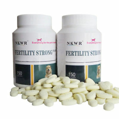 75-300 tabs Dog Muscle BUILDER for Bully Dog Supplement Vitamin Ultimate Canine