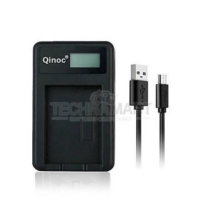 USB Battery Charger NB-4L For Canon SD630 SD750 SD780 IS SD940 IS