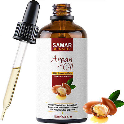 Argan Oil of Morocco - Premium Quality 100% Pure and Organic Certified Argan Oil