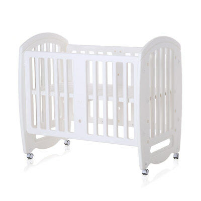 Baby Cot Bed Toddler Bed Infant Multifunctional Furniture Nursery 106x98  cm New
