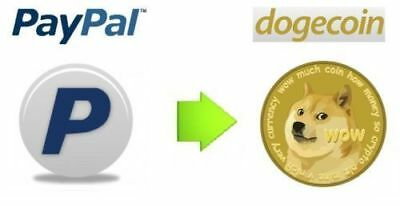 100000 DOGECOINS (DOGE) 100k Straight to your dogecoin wallet