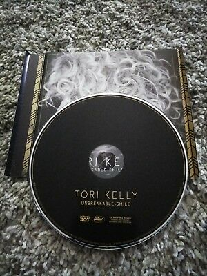 TORI KELLY-Unbreakable Smile  CD NEW