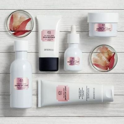 The Body Shop - DROPS OF LIGHT - Brighten & Smooth The Complexion- Luminous Skin