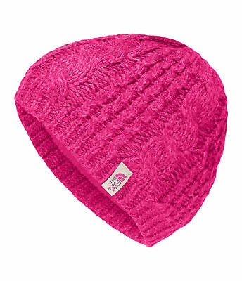 60c4c3de384 NWT THE NORTH Face Women s Cable Minna Beanie Ink Blue OS -  29.99 ...