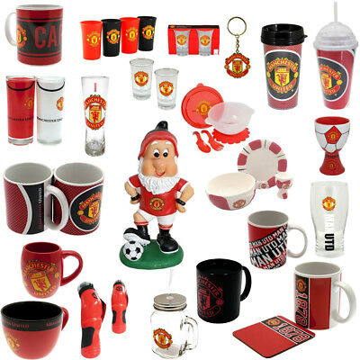 Manchester United Official Merchandise Christmas Gift Selection Valentines Day