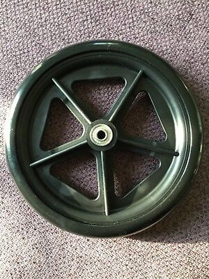Nylon/PVC 8'' Inch Wheel For Wheelchairs And Rollators High Quality Bearings.