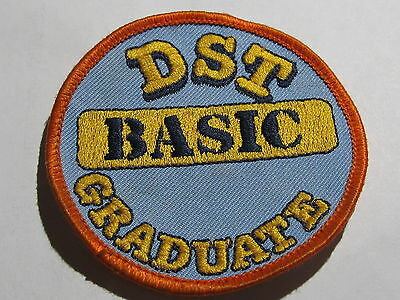 home depot collectibles DST basic graduate patch
