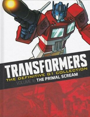 Transformers Definitive G1 Collection Volume 16 The Primal Scream