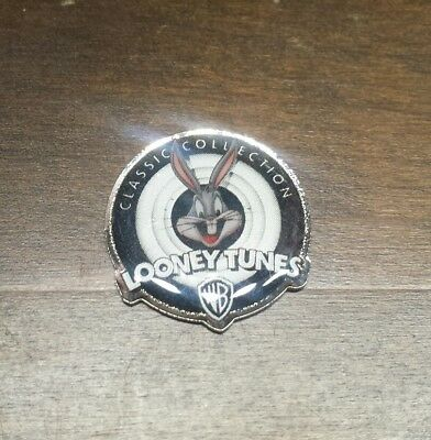 WB Warner Bros TM 1997 Bugs Bunny Classic Collection Looney Tunes Pin