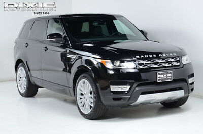 Land Rover Range Rover Sport HSE-Navigation-Rear Vision-21 Inch Wheels-Pano Roof