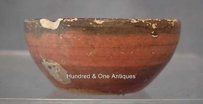Authentic Ancient Greek Apulian Salt-Cellar Salt Bowl 5th-4th Century BC