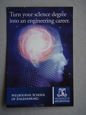 Turn Your Science Degree Into An Engineering Career Avant Card #13796 Postcard