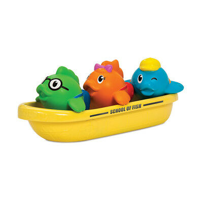 Munchkin School Of Fish - Multi