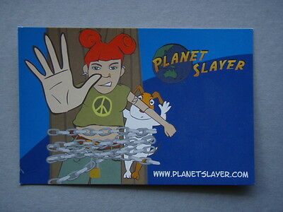 Planet Slayer - Do Some Good Without Being A Do-Gooder Avant Card #7461 Postcard