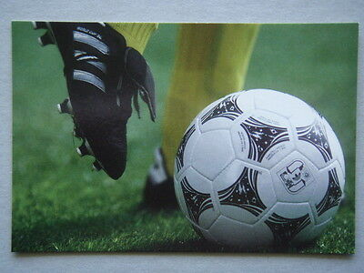 France 98 World Cup Soccer Hp Hewlett Packard Advert Avant Card #2081 Postcard