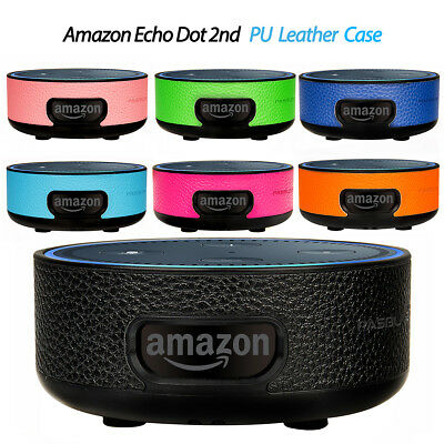 PASBUY Alexa Protective Stand Holder Wall Mount for Amazon Echo Dot 2nd D1