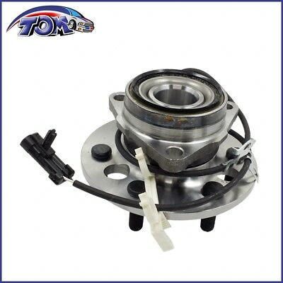 New Front Wheel Hub & Bearing Assembly For Chevy Gmc Pickup Truck Tahoe 4Wd