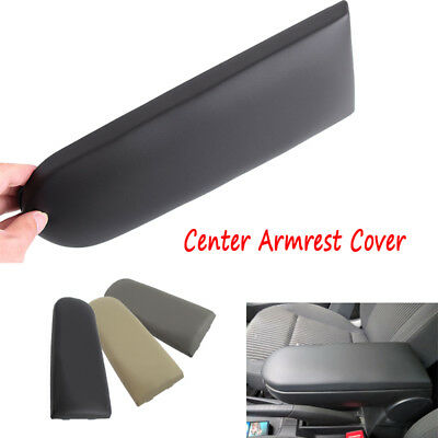 VW Polo Car Styling Center Console Leather Armrest Cover Lid For Skoda Octavia