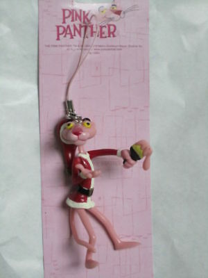 new pink panther figure holiday christmas ornament  Us un32