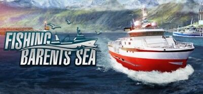 Fishing: Barents Sea- PC Global Play - Not Key/Code - Günstigst