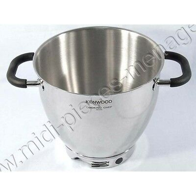 bol inox pour robot kenwood cooking chef km075 - AW37575001