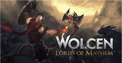 Wolcen: Lords of Mayhem- PC Global Play Not Key/Code - Günstigst